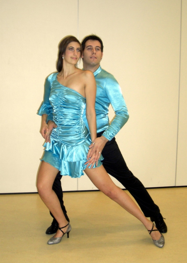 Tanzstudio Turnier und Sporttänzer 44 Ballerini di tornei e sportivi